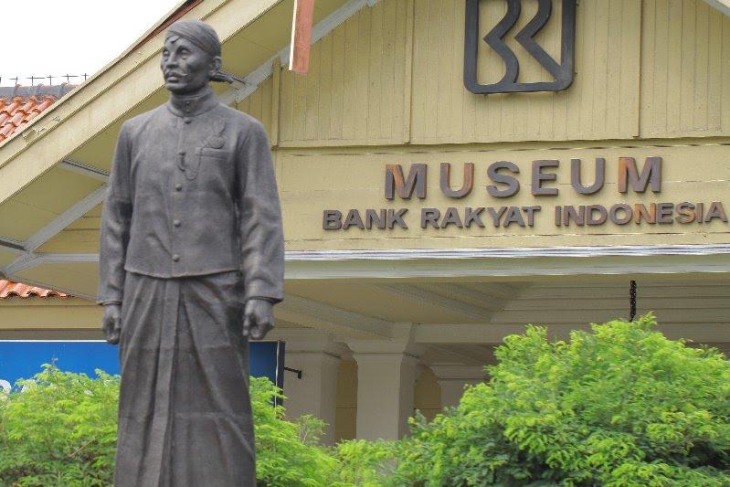 Museum Bank Bri Mapio Net Indonesia Jawa Tengah Rakyat Kab