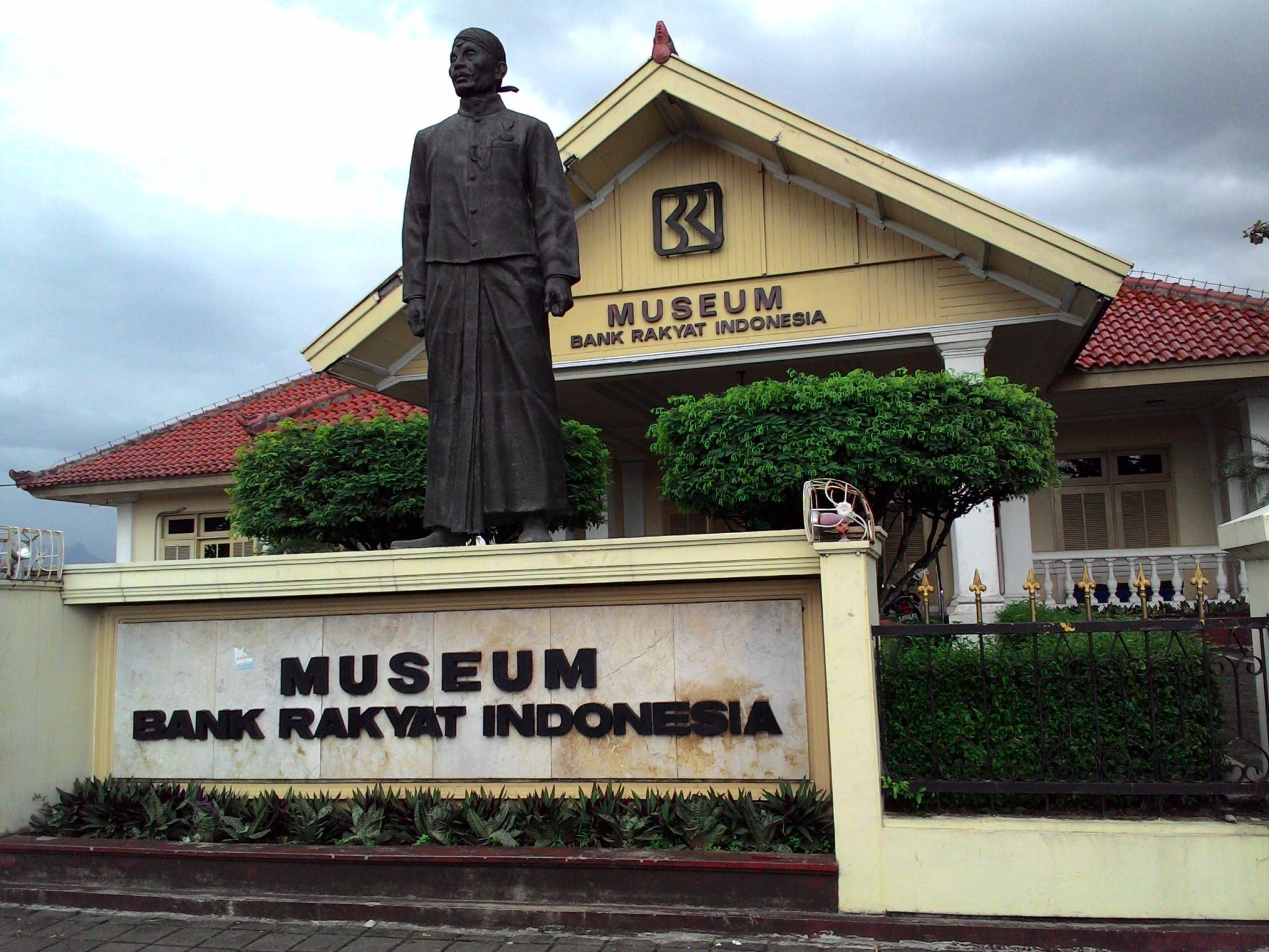 Museum Bank Rakyat Indonesia Banyumas Purwokerto Bri Kab