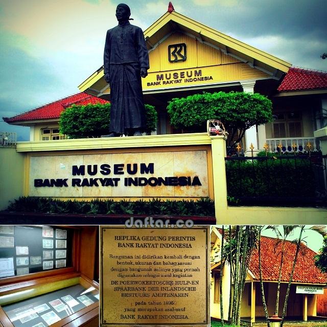 Museum Bank Rakyat Indonesia Bri Purwokerto Daftar Kab Banyumas