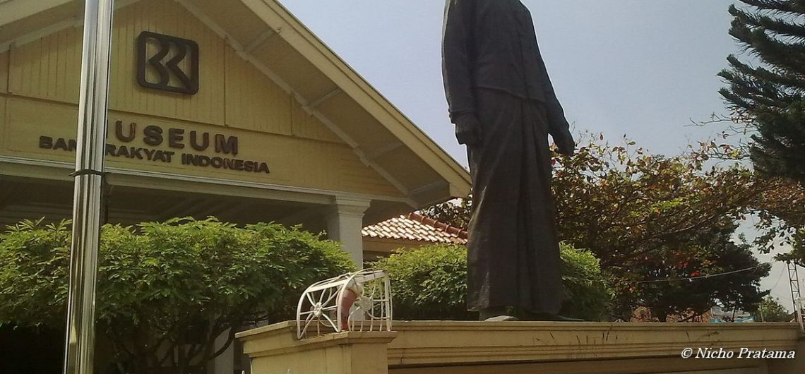 Museum Bank Rakyat Indonesia Bri Purwokerto Terdiri Tiga Kab Banyumas