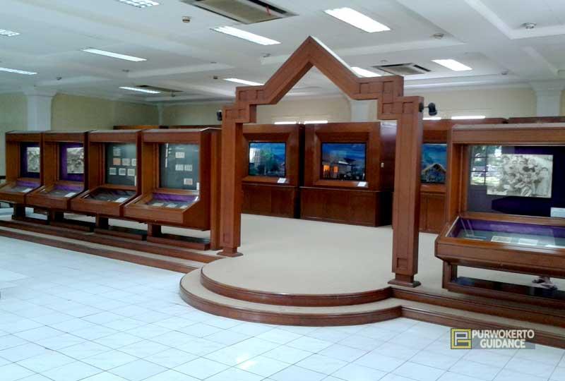 Museum Bri Bank Rakyat Indonesia Purwokerto Guidance Lantai Atas Kab