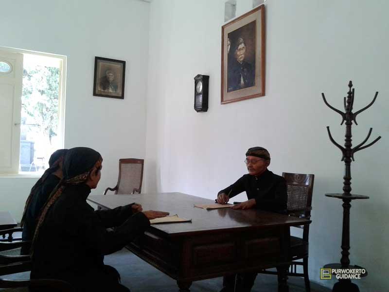 Museum Bri Bank Rakyat Indonesia Purwokerto Guidance Raden Aria Wirjaatmadja