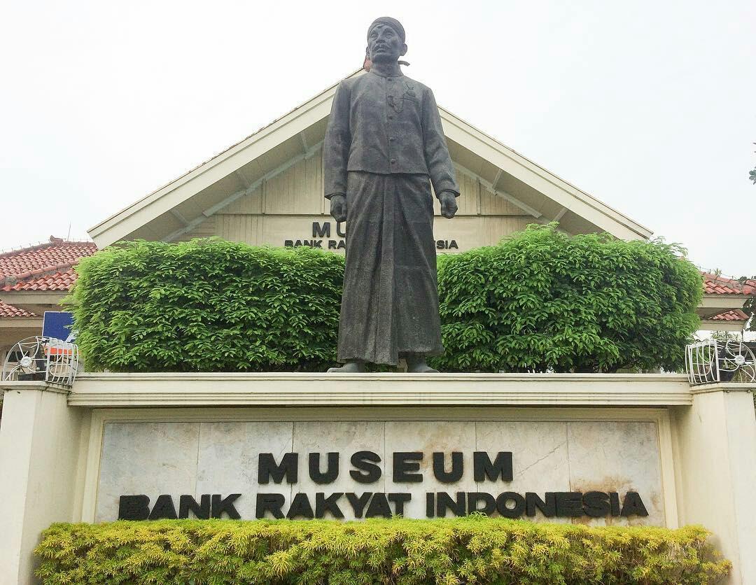 Museum Bri Info Kota Purwokerto Follow Ig Infopurwokerto Post1 Bank