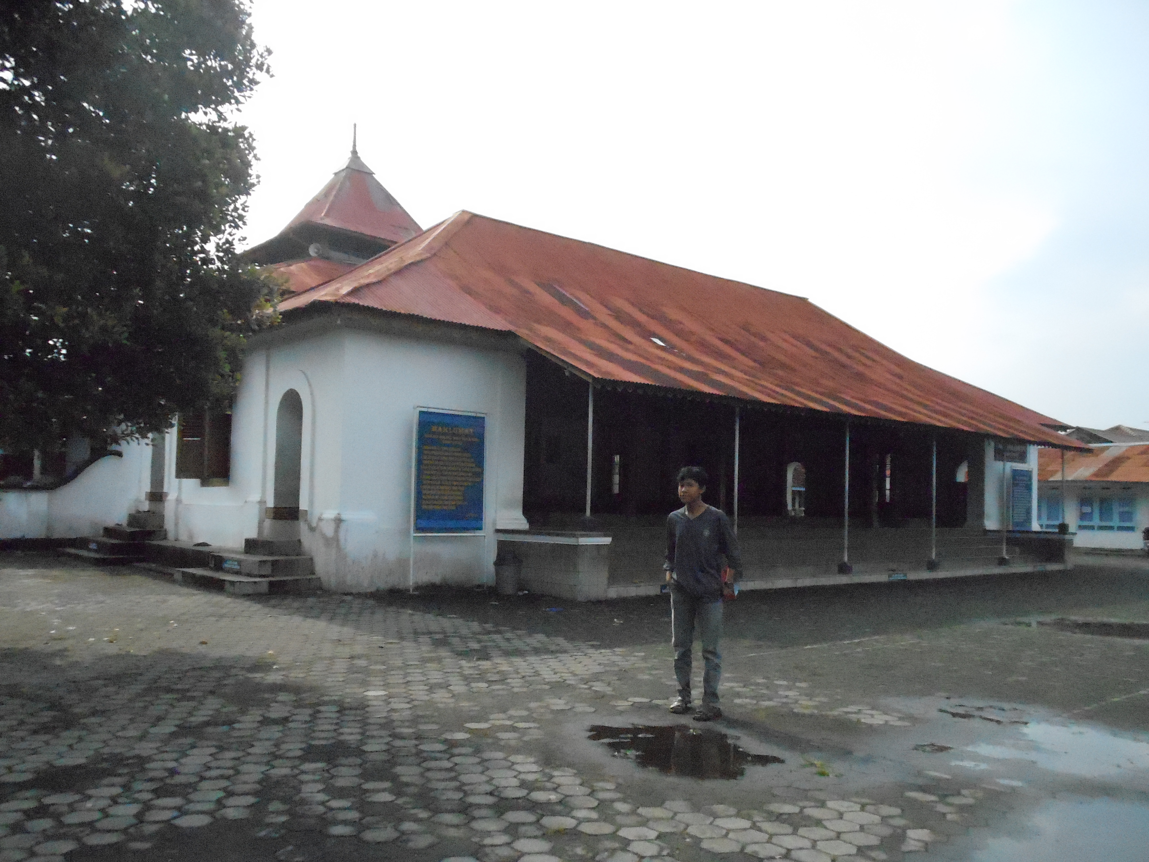 Museum Wayang Purwokerto Halohaikirana Masjid Nur Sulaiman Bank Rakyat Indonesia