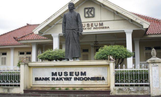 10 Gambar Museum Bank Rakyat Indonesia Bri Purwokerto Sejarah Foto