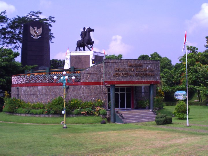 218 Obyek Wisata Sejarah Kabupaten Banyumas Alam Museum Panglima Besar