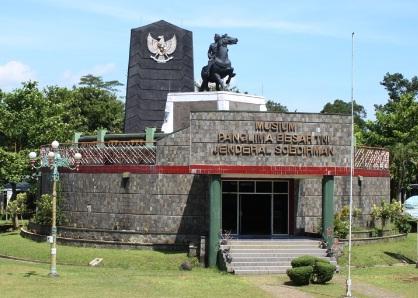 3 Museum Kabupaten Banyumas Beserta Gambar Koleksinya Jenderal Sudirman Panglima