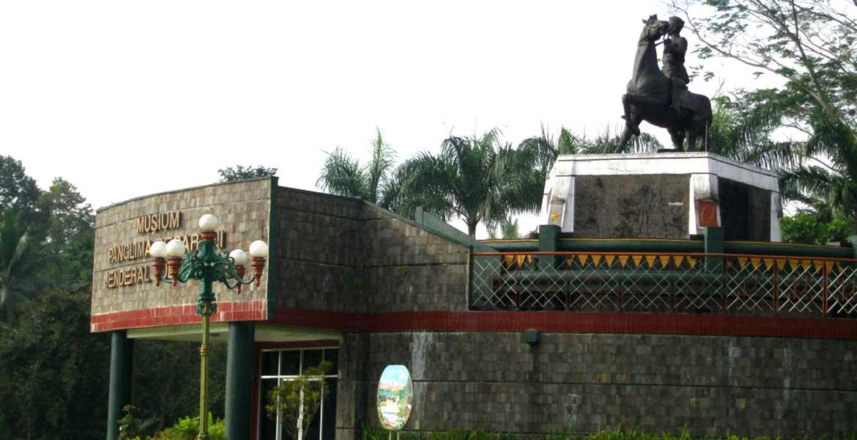 Berwisata Sejarah Museum Jendral Soedirman Purwokerto Trend Salah Satu Daerah