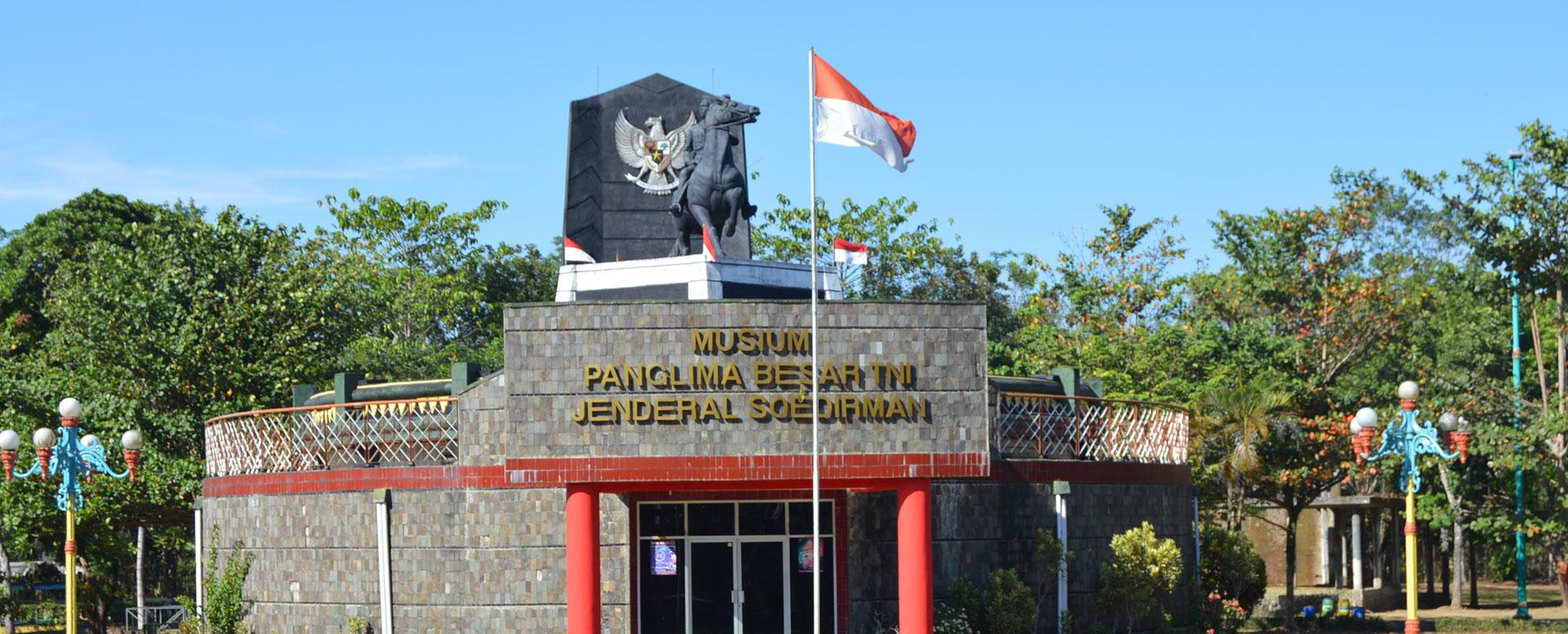 Destinasi Wisata Banyumas Museum Panglima Besar Jenderal Soedirman Jendral Sudirman
