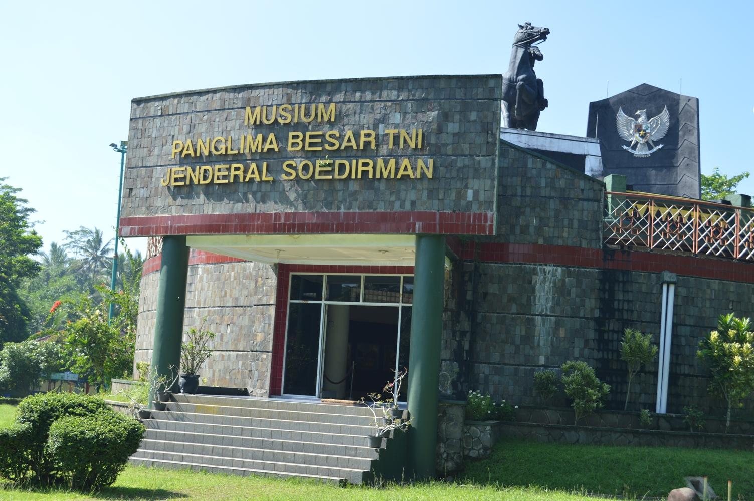 Diorama Mejadikan Museum Soedirman Purwokerto Semakin Menarik Kabupaten Banyumas Panglima