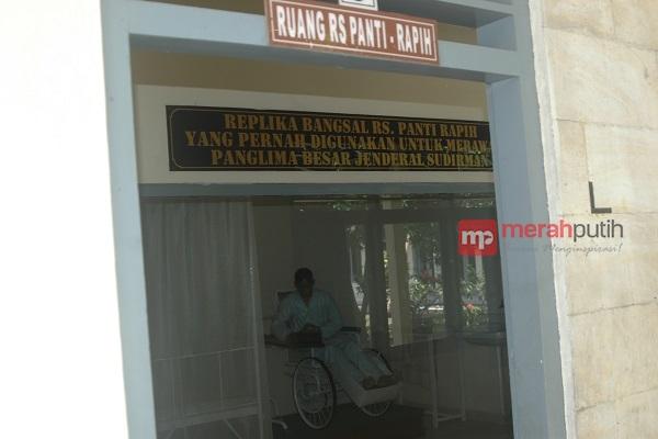 Jenderal Sudirman Museum Sasmitaloka Merahputih Lahir Desa Bantarbarang Kecamatan Rembang