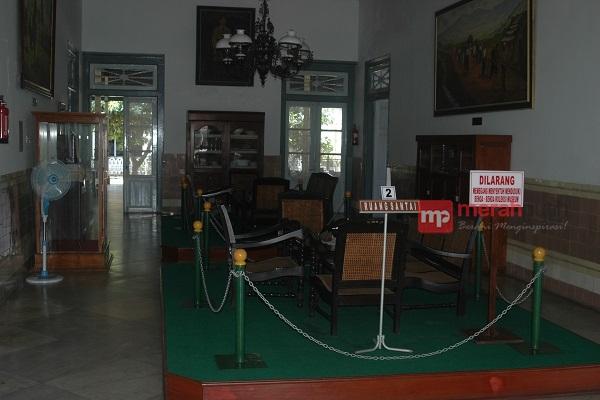 Jenderal Sudirman Museum Sasmitaloka Merahputih Panglima Besar Jendral Kab Banyumas