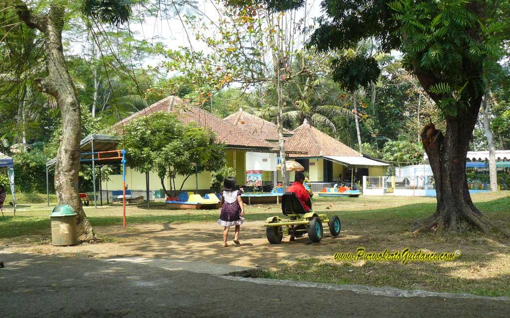 Monumen Museum Panglima Besar Jenderal Soedirman Laman 5 Kantor Mushola