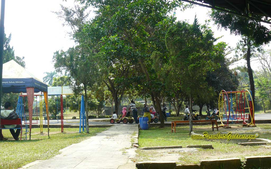 Monumen Museum Panglima Besar Jenderal Soedirman Laman 5 Sepeda Genjot