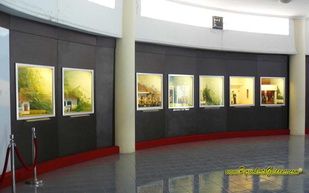 Monumen Museum Panglima Besar Jenderal Soedirman Purwokerto Guidance Riwayat Hidup