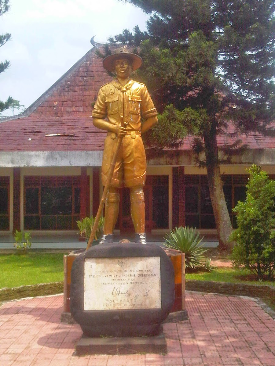 Museum Jenderal Soedirman Purbalingga Indonesia Monumen Panglima Besar Jendral Sudirman