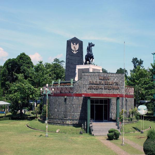 Museum Panglima Besar Jenderal Soedirman Purwokerto Lihat Id Sudirman Jendral