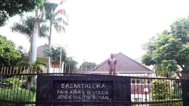 Museum Sasmitaloka Tempat Menjadi Saksi Tragedi Subuh Berdarah Sasmita Loka