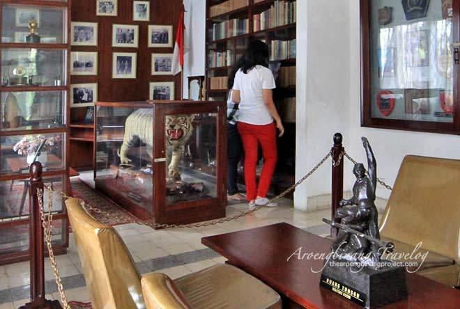 Museum Sasmitaloka Tempat Menjadi Saksi Tragedi Subuh Berdarah Tulisan Dinding