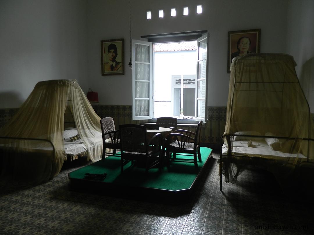 Sangpetualang Berkunjung Museum Sasmitaloka Panglima Besar Koleksi Jenderal Sudirman Tak