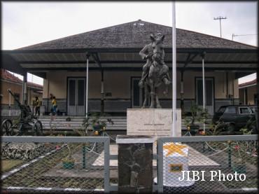 Wisata Purwokerto Ssst Museum Jenderal Soedirman Panoramio Panglima Besar Jendral
