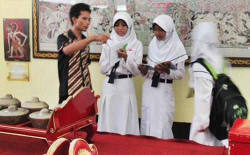 Harta Karun Tertimbun Museum Sendhang Mas Oleh Maya Banyumas 14164443401503058255