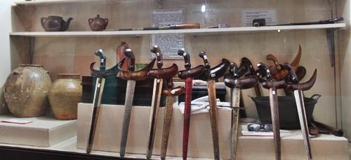Harta Karun Tertimbun Museum Sendhang Mas Oleh Maya Banyumas Wayang
