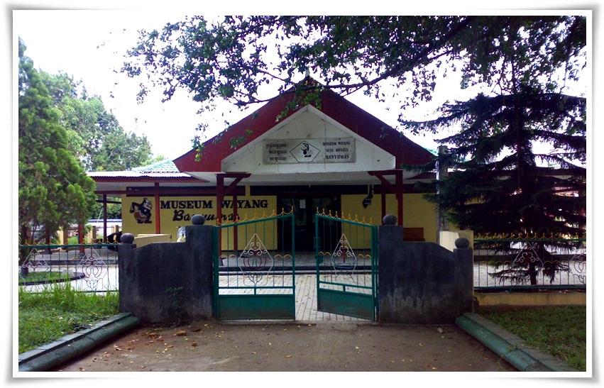 Menelusuri Pesona Wisata Banyumas Istimewa Kata Mantra Museum Wayang Sendang