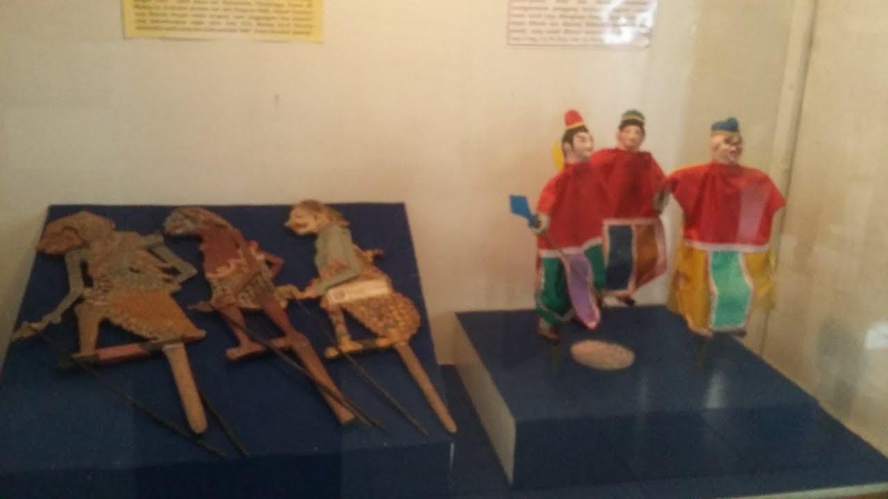 Mengenal Budaya Bangsa Museum Wayang Sendang Mas Sma 1 Banyumas