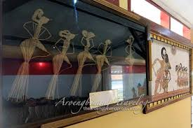 Museum Wayang Banyumas Pemerintah Kabupaten Sendhang Mas Kab