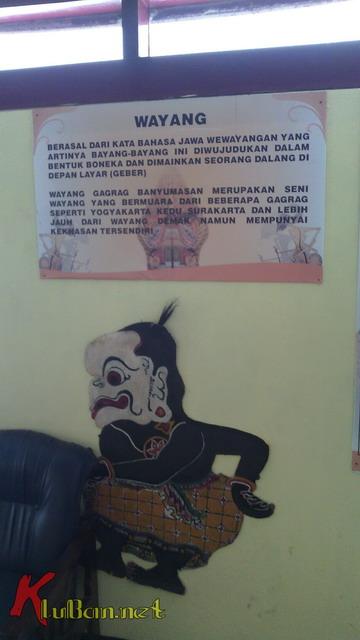 Museum Wayang Sendang Mas Banyumas 1 Kluban Musium 91 Sendhang