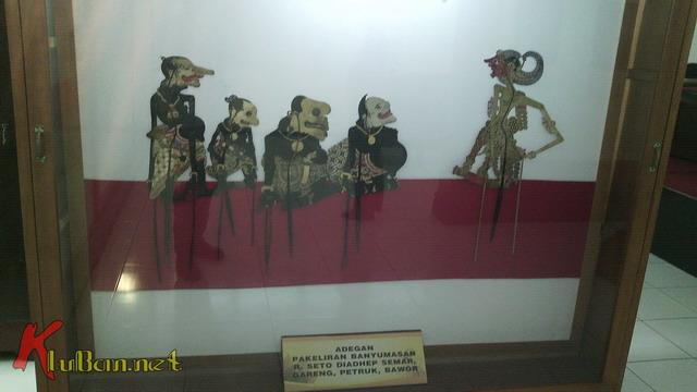 Museum Wayang Sendang Mas Banyumas 2 Kluban Musium 56 Sendhang