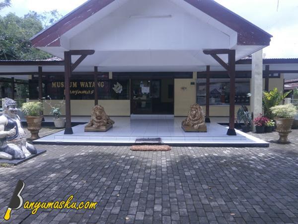 Museum Wayang Sendang Mas Banyumas Banyumasku Gedung Menempati Bangunan Kuno