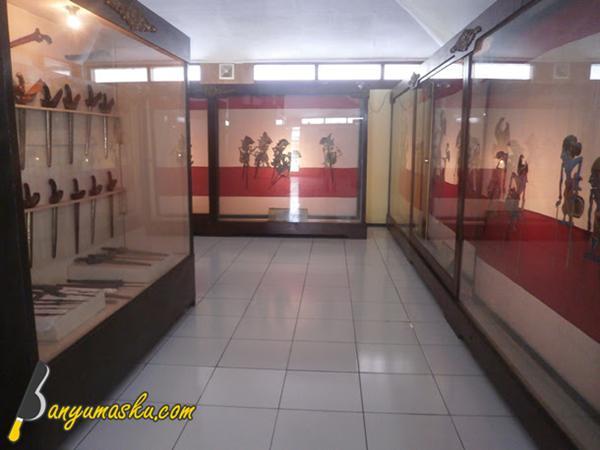 Museum Wayang Sendang Mas Banyumas Banyumasku Koleksi Sendangmas Sendhang Kab