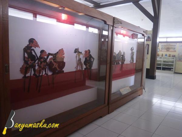Museum Wayang Sendang Mas Banyumas Banyumasku Koleksi Sendhang Kab