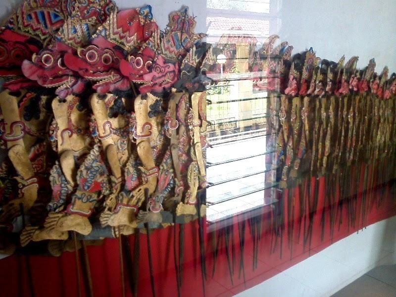 Museum Wayang Sendang Mas Banyumas Provinsi Jawa Tengah Pula Koleksi