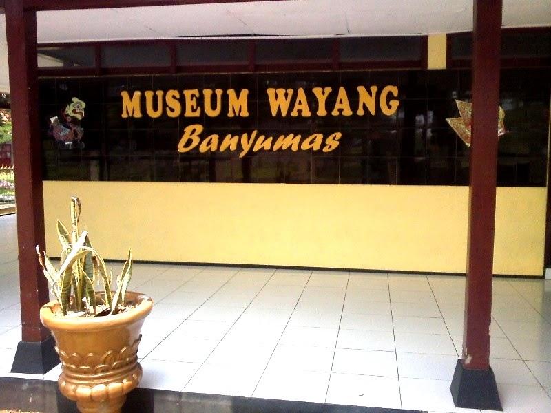 Museum Wayang Sendang Mas Banyumas Provinsi Jawa Tengah Sendhang Kab