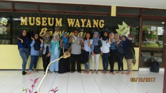 Museum Wayang Sendang Mas Bayumas Mesiu Media Ekspresi Sastra Salah