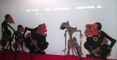 Museum Wayang Sendang Mas Hal Berbeda Pakeliran Gaya Kerakyatan Daerah