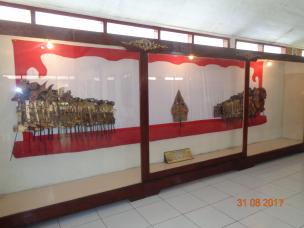 Museum Wayang Sendangmas Pariwisataku Koleksi Sendang Mas Beragam Diantaranya Gagrag