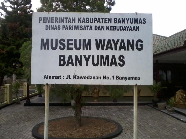 Tempat Wisata Banyumas Museum Wayang Sendang Mas Sendhang Kab