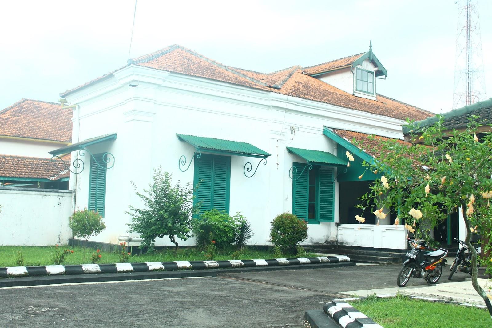 Tourismbomaobject Museum Wayang Banyumas Group 3 Sendhang Mas Kab