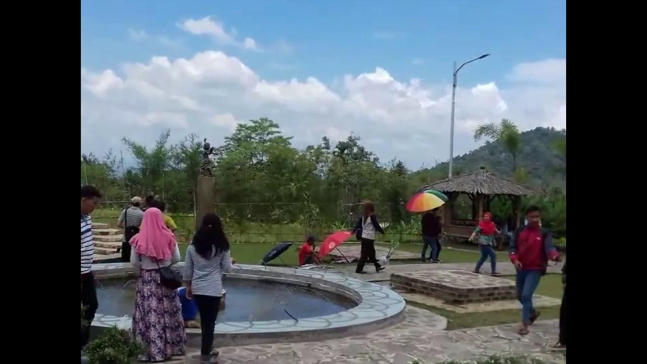 Jalan2 Taman Miniatur Dunia Small World Desa Ketenger Baturaden Banyumas