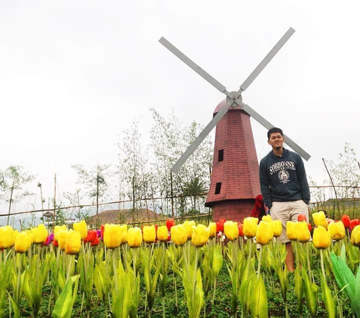 Pesona Taman Small World Baturraden Rendy Andriyanto Hingga Miniatur Kejaiban