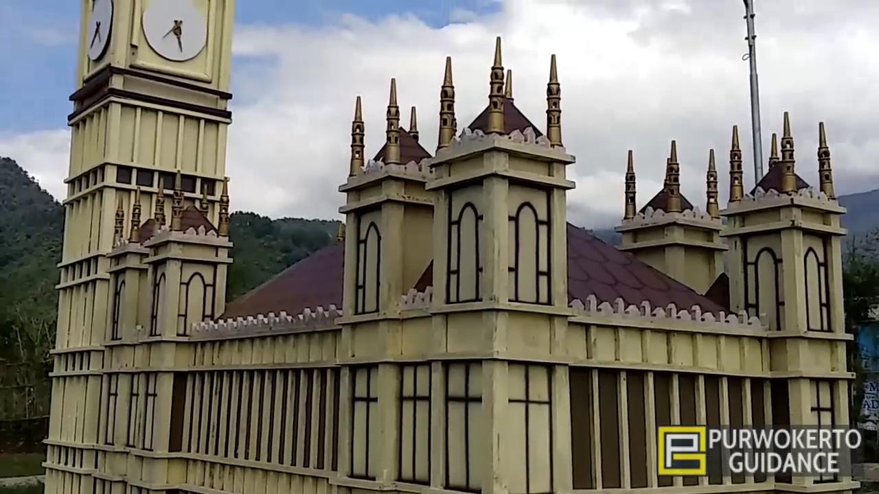 Small World Purwokerto Youtube Taman Miniatur Dunia Kab Banyumas