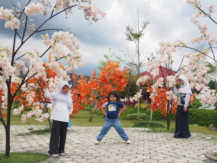 Tiket Masuk Alamat Small World Purwokerto Serunya Berwisata Jawa Tengah