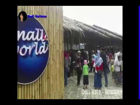 Wisata Purwokerto Small World Taman Miniatur Dunia Ketenger Banyumas Youtube