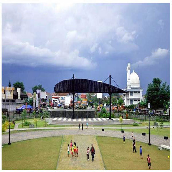 Andhang Pangrenan Taman Rekreasi Purwokerto Lihat Id Hiburan Bagus Kab