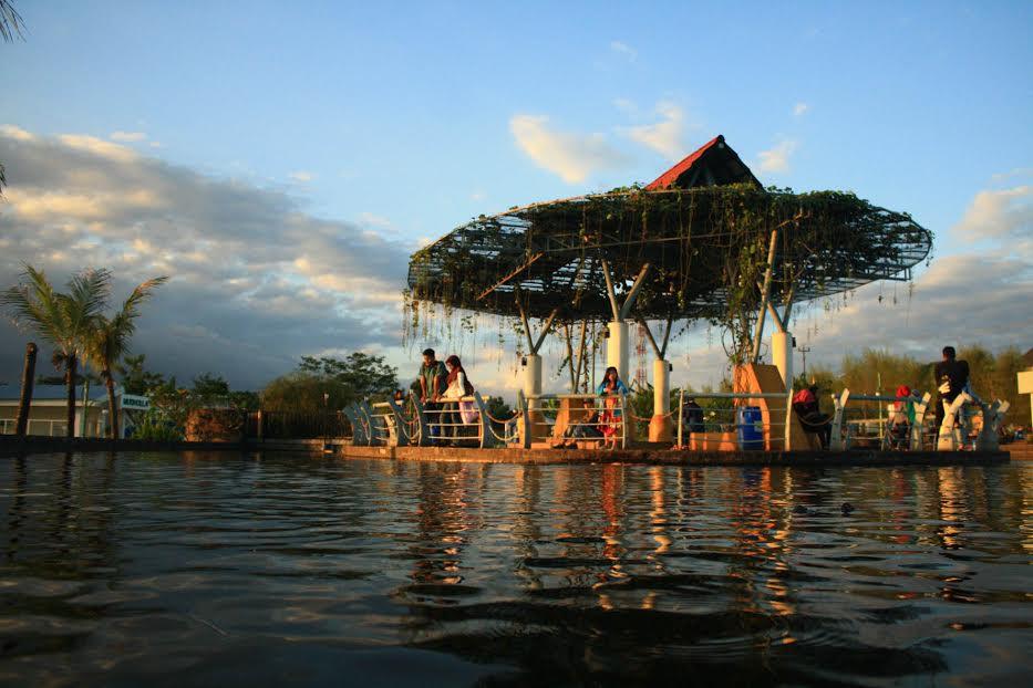 Jawa Tengah Merdeka Lima Taman Cantik Purwokerto Nama Rekreasi Andhang