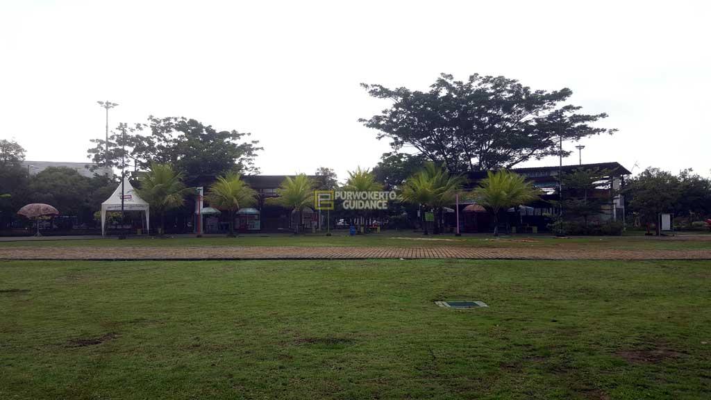 Taman Andhang Pangrenan Purwokerto Guidance Depan Tertulis Poerwakerta Bahasa Banyumas